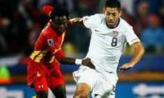 Ghana vs. Estados Unidos: partido con sabor a revancha en Mundial Brasil 2014
