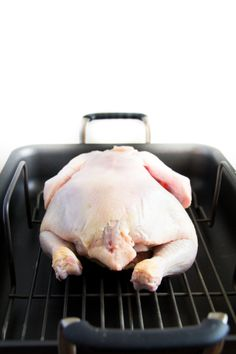 How to Roast a Chicken via @Kylie Knapp Knapp @ immaeatthat #eatcleanpinparty