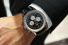 Breitling Chronometre Navitimer 01