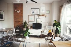 Urban Outfitters - Blog - About A Space: Ally Couch's Toronto Small Space