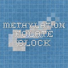 Methylation Folate Block