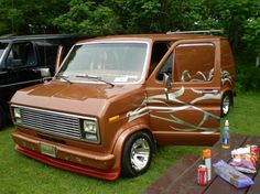 Custom Ford tricked out..vk