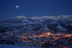 Megeve, France    The ultimate Euro ski town