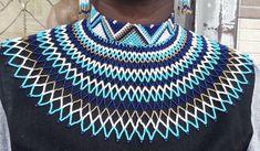 Africa Zulu Necklace - Africa Zulu Gift - Africa  Zulu Jewelry- Wedding Zulu Jewelry