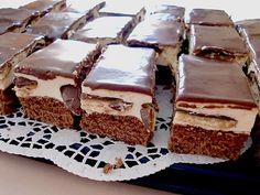 Unsere Rezeptsammlung: Soft Cake Schnitte-Rezept