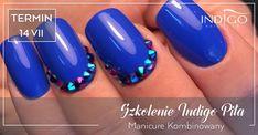 Instagram snstudio_indigo_posh Tel. 516 219 015 Indigo Nails, Lashes, Manicure, Studio, Beauty, Instagram, Nail Bar, Nails, Eyelashes