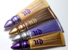 Two Ways to Win All Four Urban Decay Eyeshadow Primer Potions (a ...