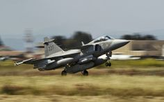 Sweden has decided to contribute a squadron of Gripen fighter jets and a mine-sweeping ship to NATO Rapid Reaction Force (NRF)
