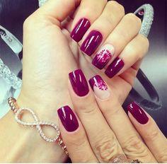 25 Nuevas fotos de uñas decoradas 2014 | Decoración de Uñas - Manicura y NailArt - Part 2