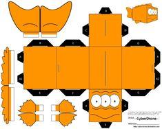 Cubee - Blinky by CyberDrone.deviantart.com on @deviantART