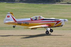 https://flic.kr/p/MkCnLT   HB-TRQ - 1967 build Moravan Zlin Z-526ASM Akrobat Special, arriving at Hahnweide during OTT16   Hahnweide 09/09/2016 EDST
