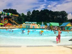 Soak Up the Fun at Six Flags Hurricane Harbor - Exclusive Photos and Insider Tips! | The Bluebird Patch