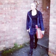 OOTD Featuring Topshop, Miss Bella, Warehouse, Boohoo & Doc Martens Asos Petite, Petite Outfits, Doc Martens, Petite Fashion, Warehouse, Boohoo, Topshop, Ootd, Blazer