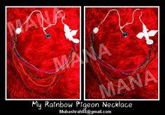 My Clay Necklace Design - Design by Mubashrah Ansari at touchtalent