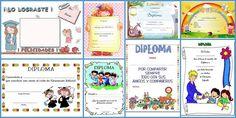 Diplomas para fín de curso - Cuentos y demás para peques