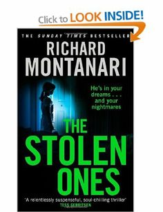 The Stolen Ones (Byrne and Balzano): Amazon.co.uk: Richard Montanari: Books