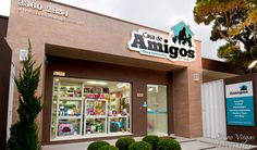 Pet shop fachada 2
