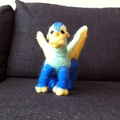 Needle Felting, My Friend, Personalized Gifts, Dinosaur Stuffed Animal, Dragon, Animals, Personalised Gifts, Animais, Animales