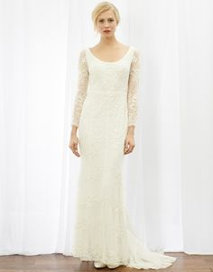 ELINOR BRIDAL DRESS http://www.weddingheart.co.uk/monsoon---wedding-dresses.html