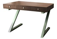 Zorro Desk, Espresso on OneKingsLane.com