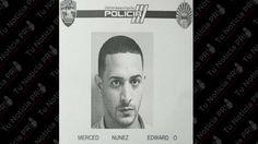 En horas de la tarde de ayer, agentes adscritos a la División de Robos del C. I. C. del Área de Caguas, radicaron cargos criminales en ausencia contra Edward O. Merced Núñez de 34 años, por los delitos de Robo, Agresión y Ley de Armas.  Los hechos se remontan al día 15 de julio de 2017, cuando el imputado agredió al perjudicado con un tubo de metal, despojándolo de un celular y una caja de herramientas.    La juez Mariangelie Colón determinó causa fijando una fianza de $150,000 dólare...