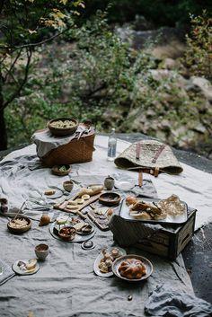 road trip: an appalachian picnic