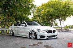 BMW F32 435i Coupe auf Vossen VFS2 Alu's Media Images, Roses, Bmw, Cars, Cutaway, Pink, Rose, Autos, Vehicles