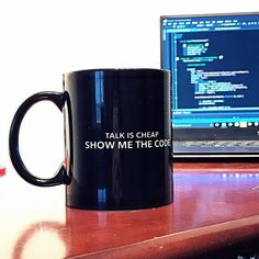 """Did you miss me?"" -Coffee Mug #softwaredevelopment #codinglife #businessman #entrepreneurs"