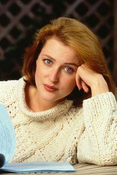 "Gillian Anderson (Джиллиан Андерсон,""Секретные материалы"")"
