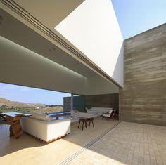 Casa La Caleta,© Juan Solano Ojasi