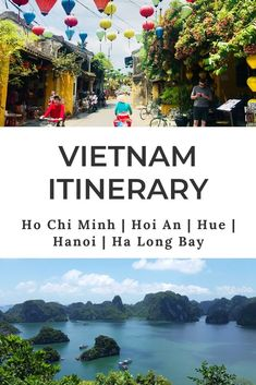Vietnam Itinerary: How to Spend an Amazing 10 Days in Vietnam Vietnam Travel Guide, Asia Travel, Japan Travel, Wanderlust Travel, Luang Prabang, Nepal, Hue Vietnam, Laos, Sri Lanka
