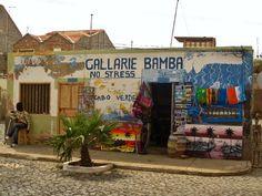 Sal, Cape Verde African market shop #Travel #CapeVerde #Team238