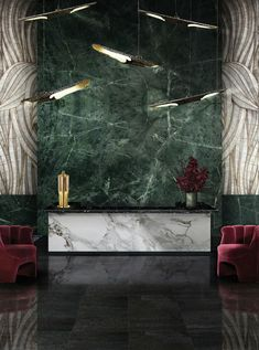 Come to Maison & Objet Paris and know all the novelties about Maison Valentina at Hall and our partners Brabbu (HALL - and Boca do Lobo (HALL 7 Stand: Best Interior Design, Interior Decorating, Decorating Games, French Interior, Modern Hotel Lobby, Lounge Bar, Lobby Design, Design Hotel, Hotel Decor