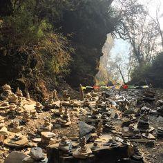 #TrainerTrack Nepal Tag 15: Spuren vorbeiwandernder Seelen.