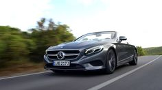 The All New Mercedes Benz S Class Cabriolet