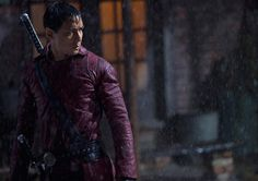 """AMC will use megahit """"The Walking Dead"""" to help launch its six-episode martial-arts drama """"Into the Badlands,"""" the network announced Friday at its TCA session in Beverly Hil… Into The Badlands, Art Series, Fantasy Series, Badlands Series, Fall Tv, Current Tv, Series Premiere, Martial Artists, Second Season"""