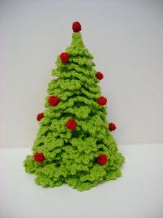 Die 47 Besten Bilder Von Häkeln Tannenbaum Christmas Crafts