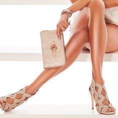 3926b12b Saverio Di Ricci Calzado Verano 2016 - Moda y Tendencia en Zapatos Tacones  Elegantes, Zapatos