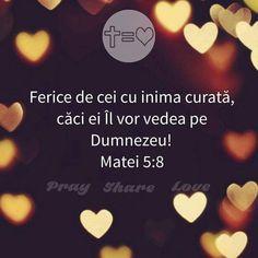 https://www.facebook.com/praysharelove/ O inimă curată, Doamne, este tot ce-mi doresc din partea Ta! #Dumnezeu #inimăcurată #răsplată