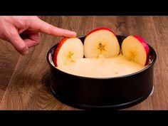 Kész van csupán 5 perc alatt. Almás süti, puha és egyszerű.| Ízletes TV - YouTube
