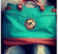 cute summer MK bag
