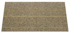 """Flor Chevron Turtles Carpet Tiles 18"""" x 36"""""""