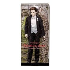 Barbie Collector Twilight Breaking Dawn Edward Doll in Dolls & Bears, Dolls, Clothing & Accessories, Fashion, Character, Play Dolls | eBay