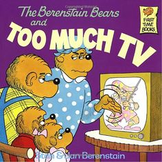 The Berenstain Bears, Stan Berenstain, Jan Berenstain