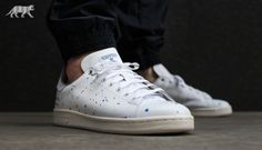 adidas BW Stan Smith *Bedwin and the Heartbreakers* (Running White / Chalk / Running White) #asphaltgold #sneaker #tennis #stansmith #adidas #adidasoriginals