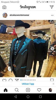 Western Shirts, Captain Hat, Blazers, Costumes, Hats, Fashion, Jackets, Moda, Dress Up Clothes