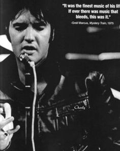 Elvis 1968 NBC TV Special sponsored by the Singer Corporation Elvis Quotes, Graceland Elvis, Mystery Train, Elvis In Concert, Nbc Tv, Elvis Presley Photos, Music Photo, Thats The Way, Lisa Marie