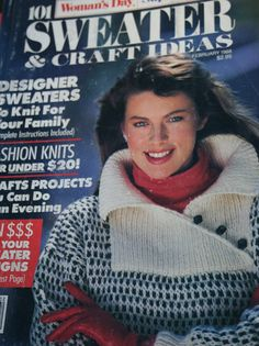 Sweater Knitting Patterns 101 Sweaters & Craft Ideas by elanknits (Craft Supplies & Tools, Patterns & Tutorials, Fiber Arts, Knitting, knitting patterns, sweater patterns, jumper patterns, cardigan patterns, womans day, 101 sweaters, plus sizes, jumper pattern, sweater pattern, knitting pattern, turtleneck pattern, tunic pattern, twinset pattern)