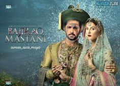 Awesome....Wow....Ayeza Khan and Danish Taimoor Characters of Baji Rao Mastani!