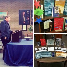 Federal depository libraries across the country are getting a head start on Constitution Day! Colby Community College in Kansas showcased informational displays and held a talk with County Commissioner Mike Baughn about constitutional perspectives.  Get your copy of the pocket Constitution from GPO's Online Bookstore: https://bookstore.gpo.gov/products/sku/052-071-01545-1
